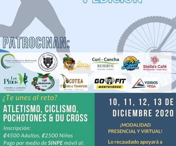 200 km por Monte Verde V Edición