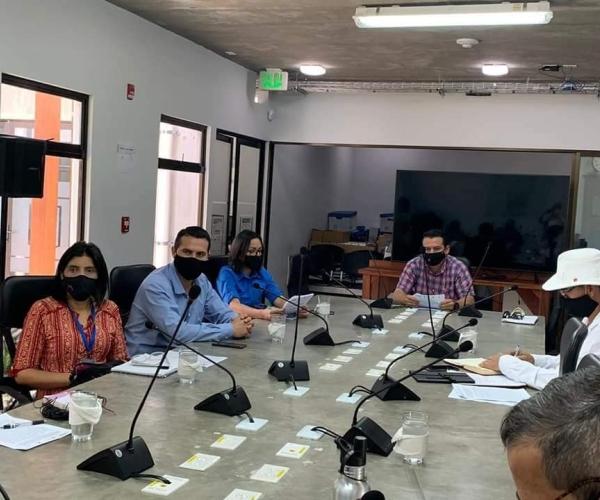 Firma de Convenio de cooperación entre las Municipalidades de Tilarán - Abangares - Concejo Municipal de Distrito de Monte Verde, FEMUGUA y La Asociación Tajo Los Tornos